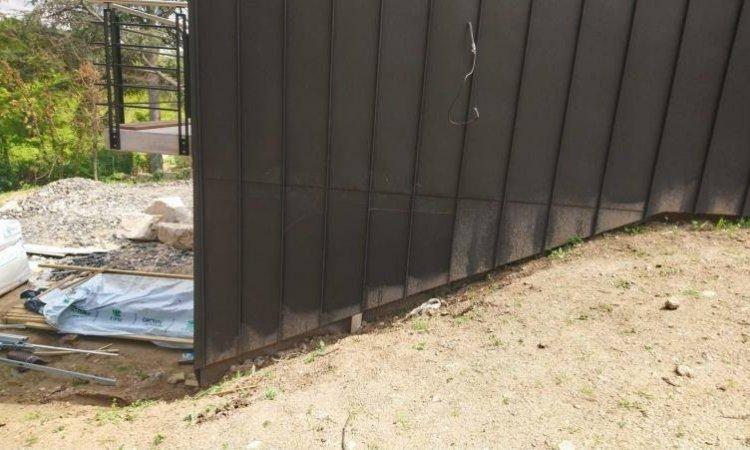Joint debout couverture et mural à Bonson