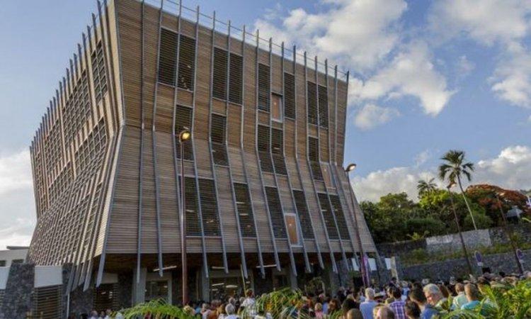 Installation de caillebotis à Ile de la Réunion