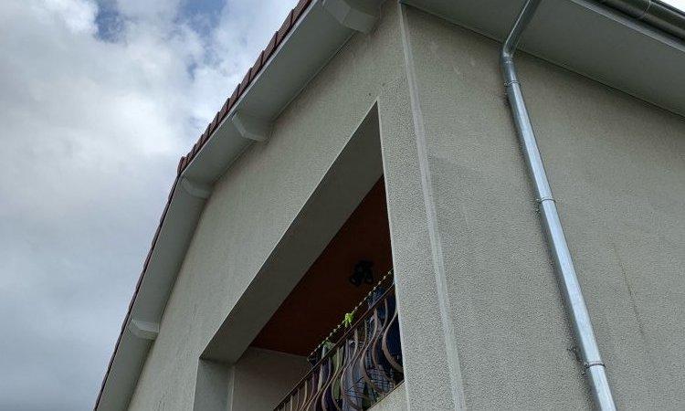 bandeaux PVC - lambris PVC et nez de panne en Alu